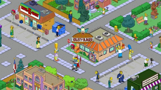 The Simpsons™: Tapped Out 4.28.0. Скриншот 5