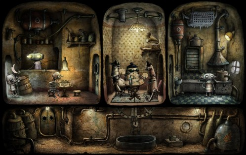 Machinarium 2.2.2. Скриншот 2
