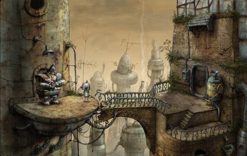 Торрент machinarium