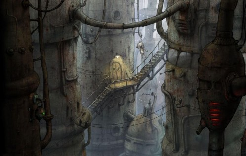 Machinarium 2.2.2. Скриншот 17