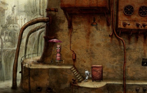 Machinarium 2.2.2. Скриншот 18
