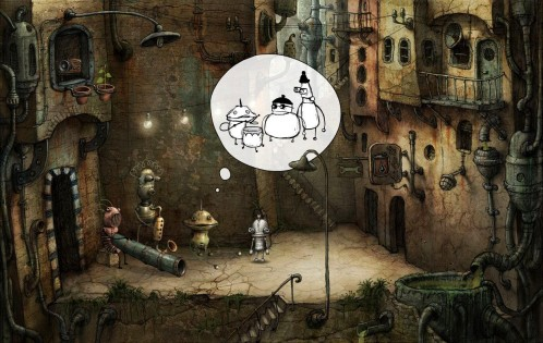 Machinarium 2.2.2. Скриншот 5
