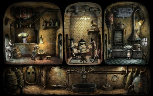 Machinarium 2.2.2. Скриншот 8
