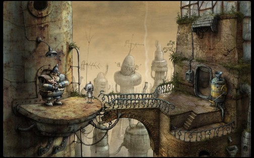 Machinarium 2.2.2. Скриншот 10