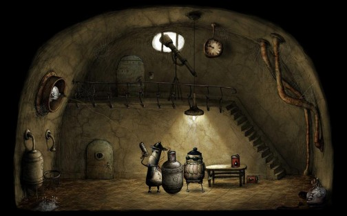 Machinarium 2.2.2. Скриншот 11