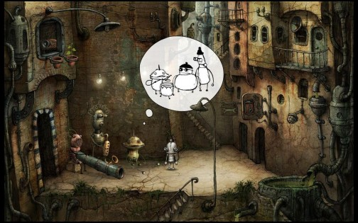 Machinarium 2.2.2. Скриншот 12