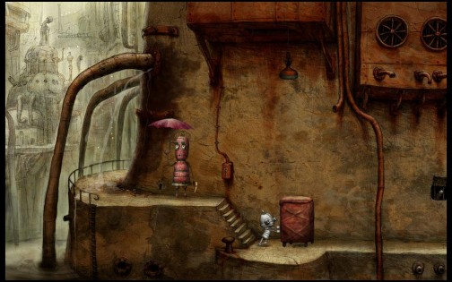 Machinarium 2.2.2. Скриншот 13