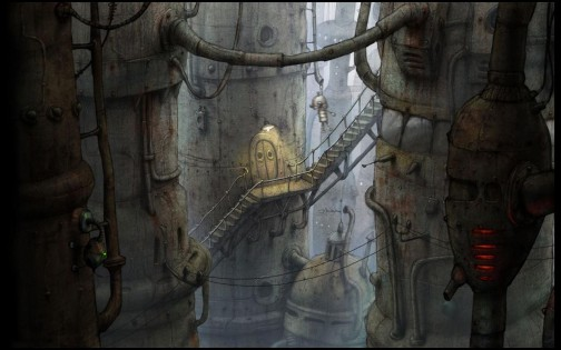 Machinarium 2.2.2. Скриншот 15