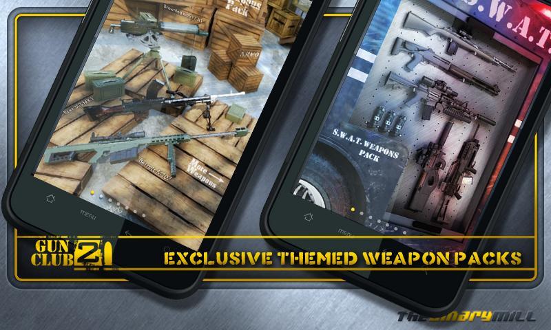 скачать игру Gun Club 2 на андроид - фото 3