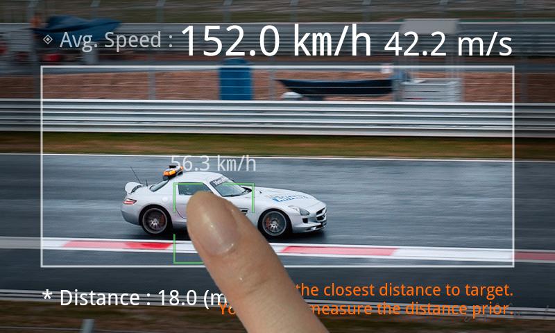 измеритель скорости на андроид