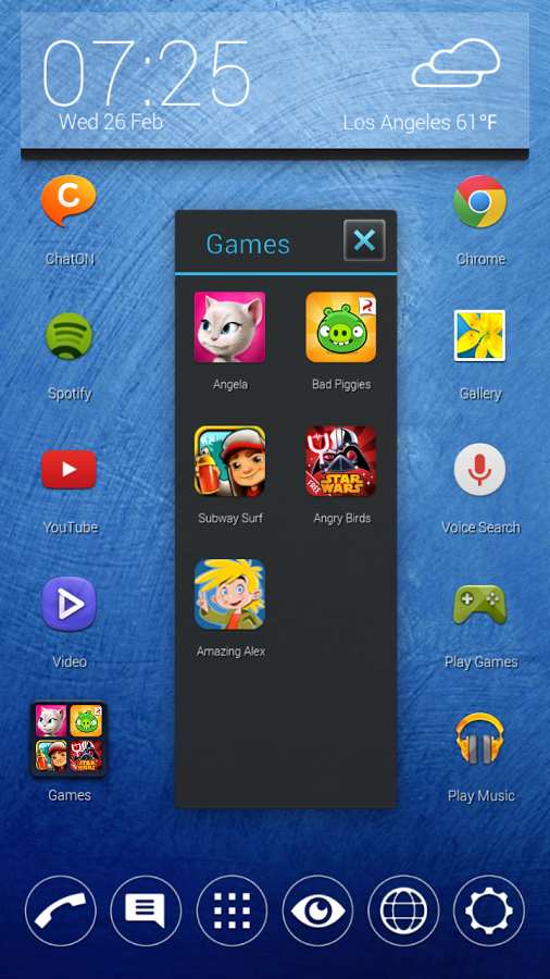 Vire Launcher - фото 9