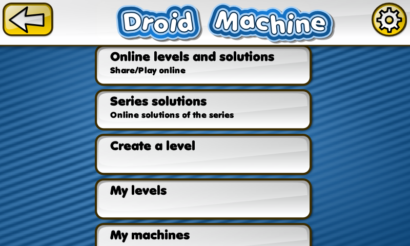 machine on android