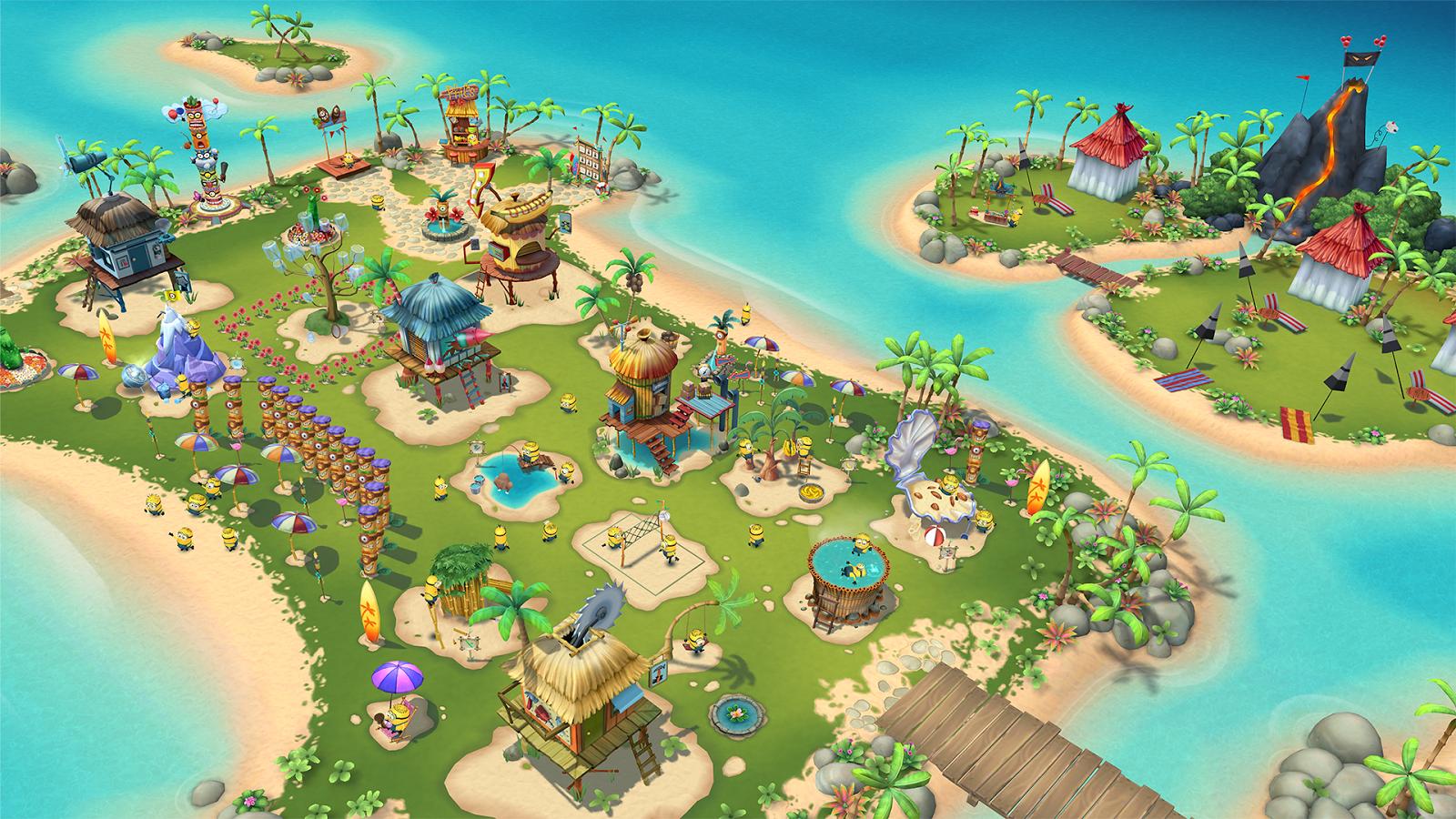 Скачать игру minions paradise на компьютер