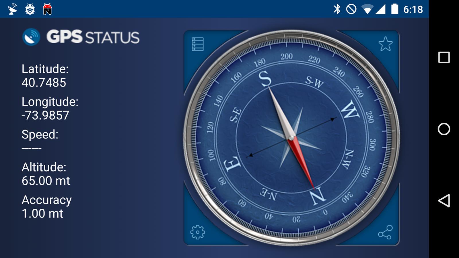 Навигаторы для Android 7.1 - androidandrey.com