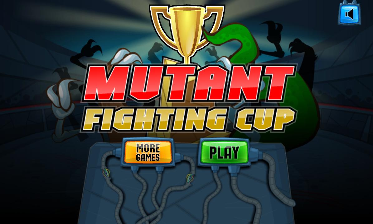 Скачать Mutant Fighting Cup 1.3.2 для Android