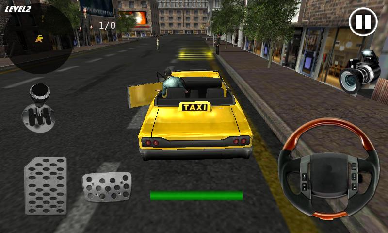 Скачать игру симулятор taxi