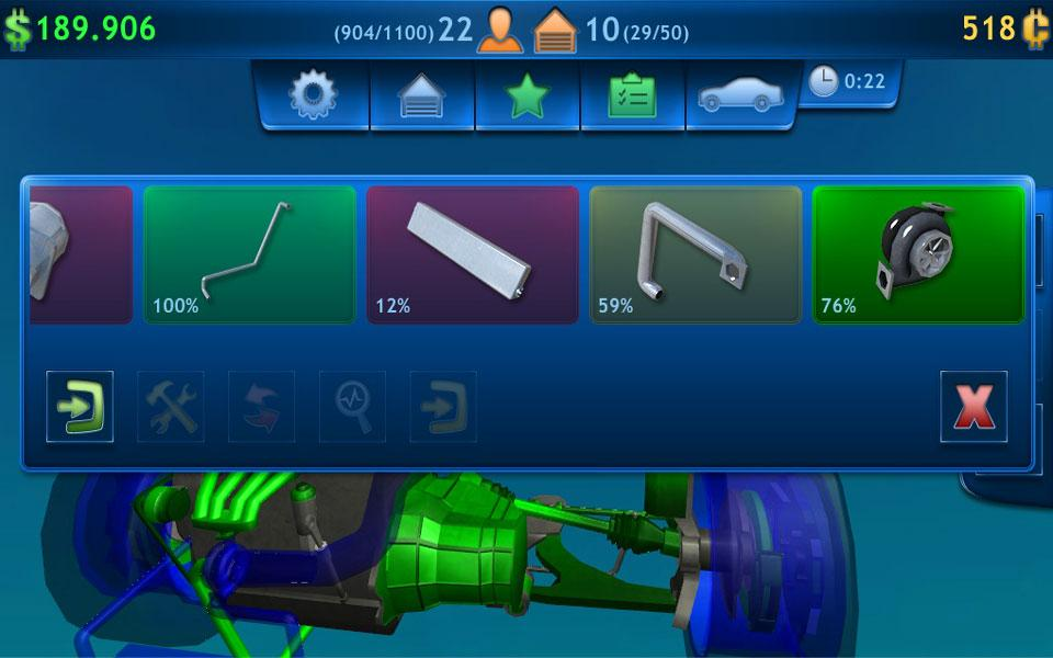 car mechanic simulator 1 5 2 android. Black Bedroom Furniture Sets. Home Design Ideas