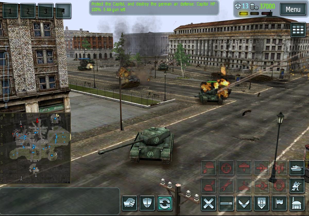 скачать игру на андроид timelines assault on america
