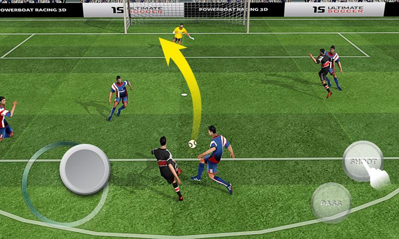 скачать игру футбол на андроид бесплатно на русском без интернета - фото 10