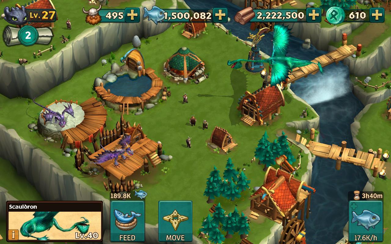 Dragons rise of berk mod apk free download.