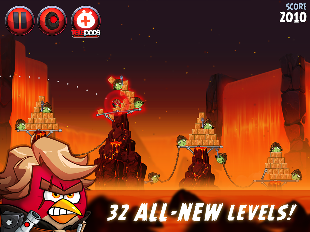 Скачать Angry Birds 2 2 5 для Android - Trashbox ru