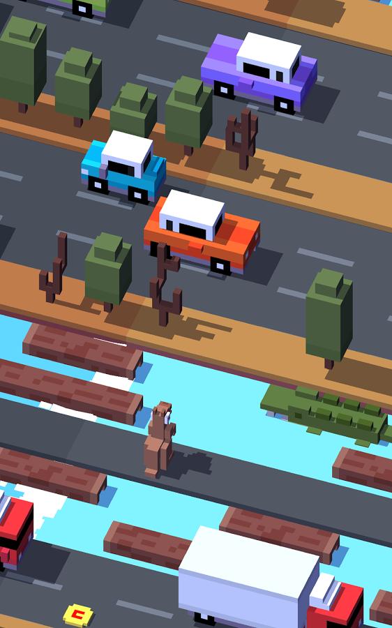 Скачать crossy road с модом на деньги