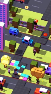 Crossy Road 0.4.3. Скриншот 01