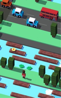 Crossy Road 0.4.3. Скриншот 02