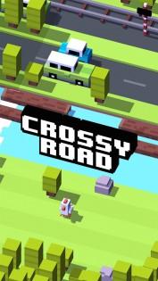 Crossy Road 0.4.3. Скриншот 0