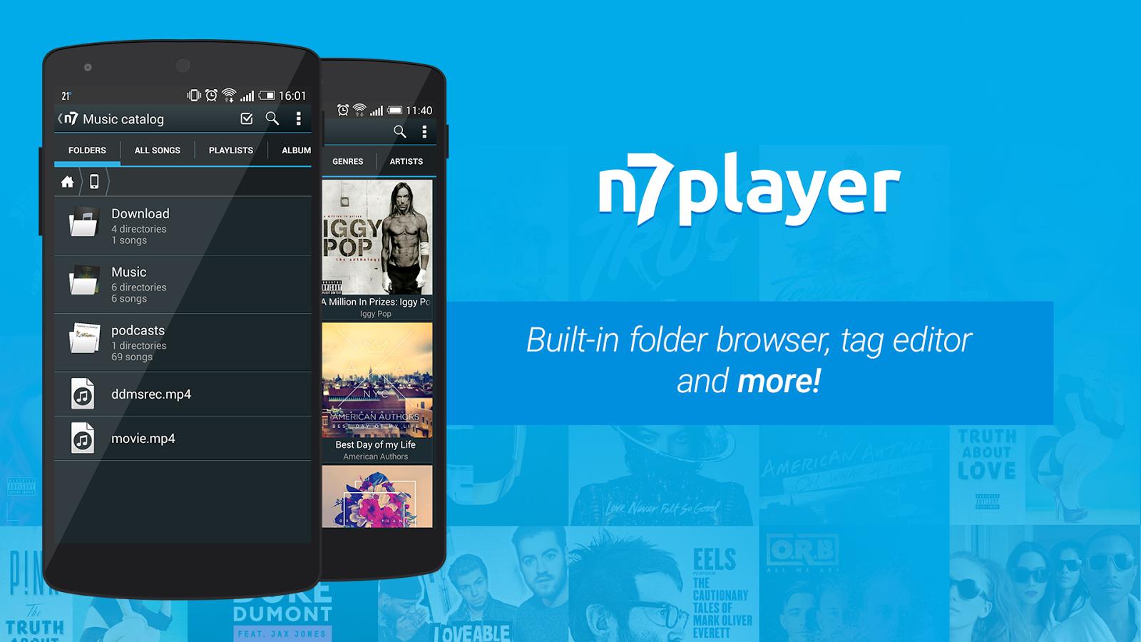 N7 music player pro 3 0 8 apk   n7player Music Player Premium 3 0 8