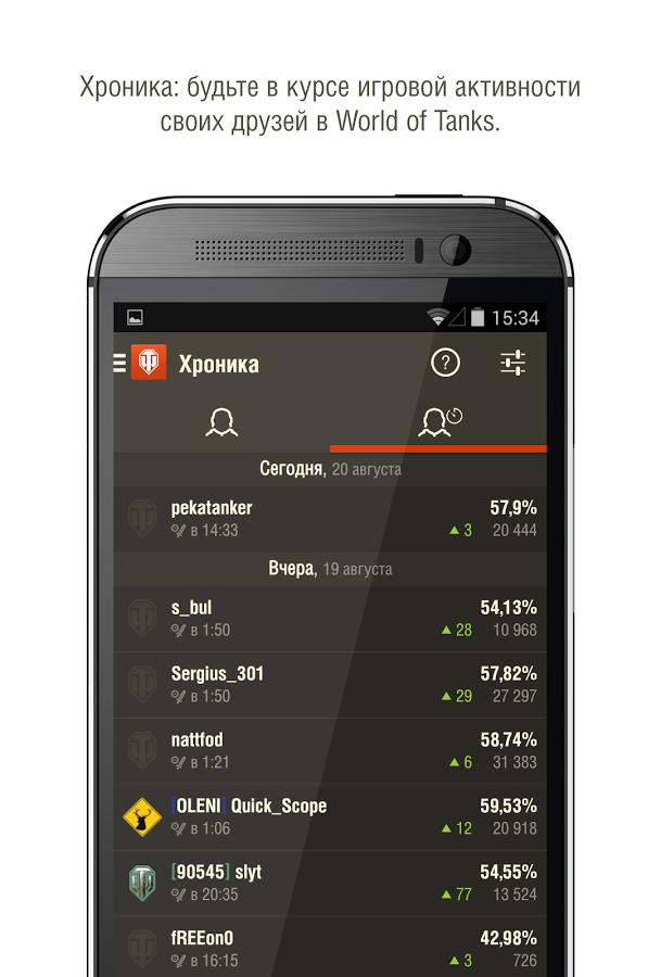 Скачать world of tanks assistant 3. 1. 3 для android.