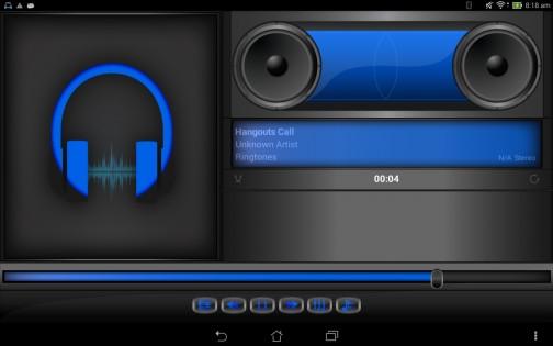 BoomCap Music 3.7208. Скриншот 2