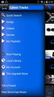 BoomCap Music 3.7208. Скриншот 5