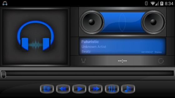 BoomCap Music 3.7208. Скриншот 7