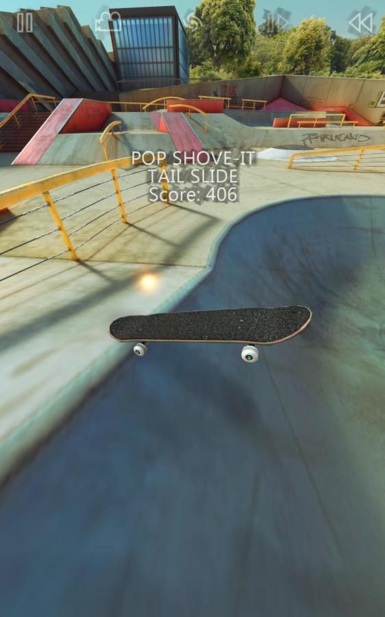 Симулятор скейта скачать на андроид