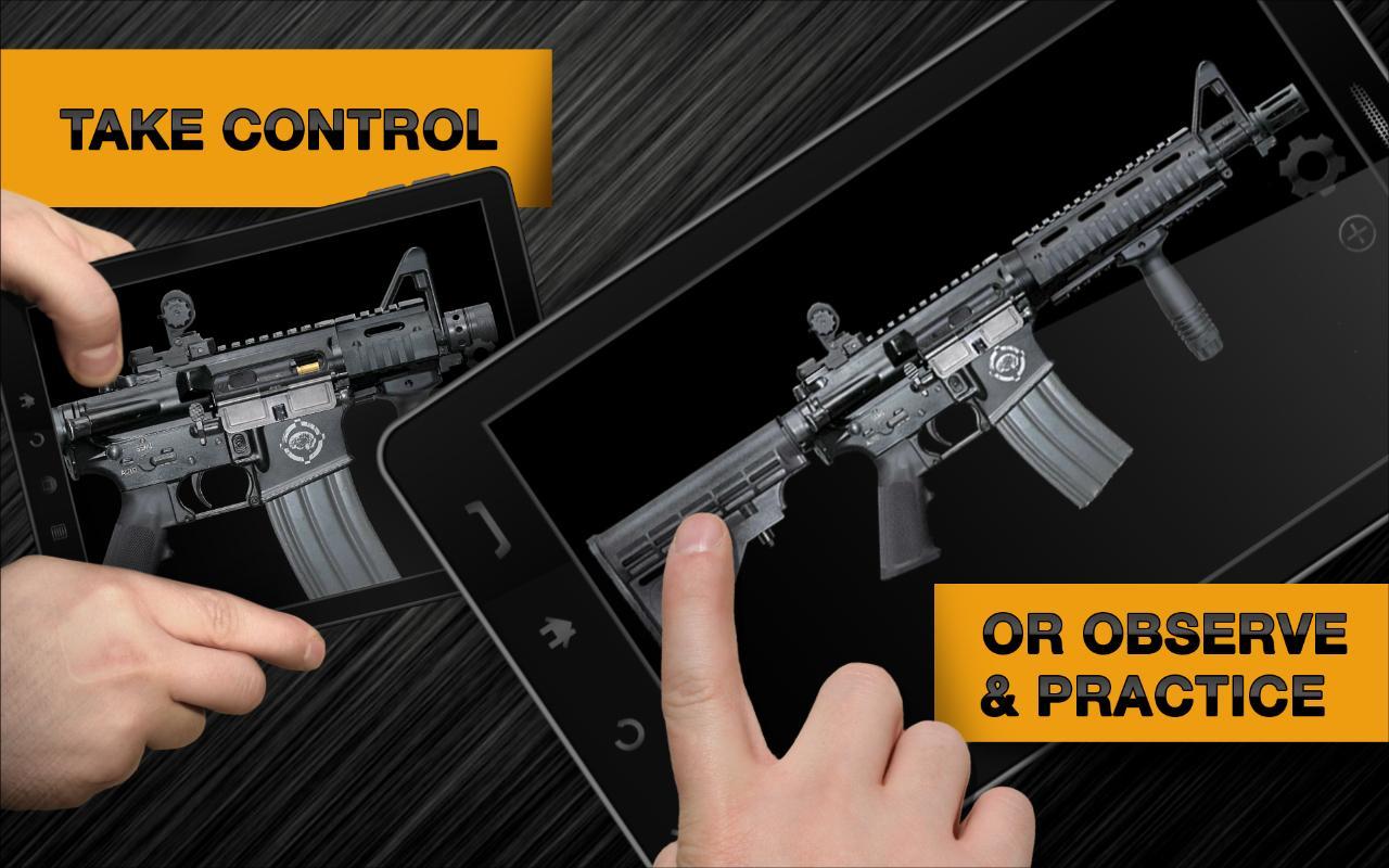 Скачать игру симулятор пистолета на андроид