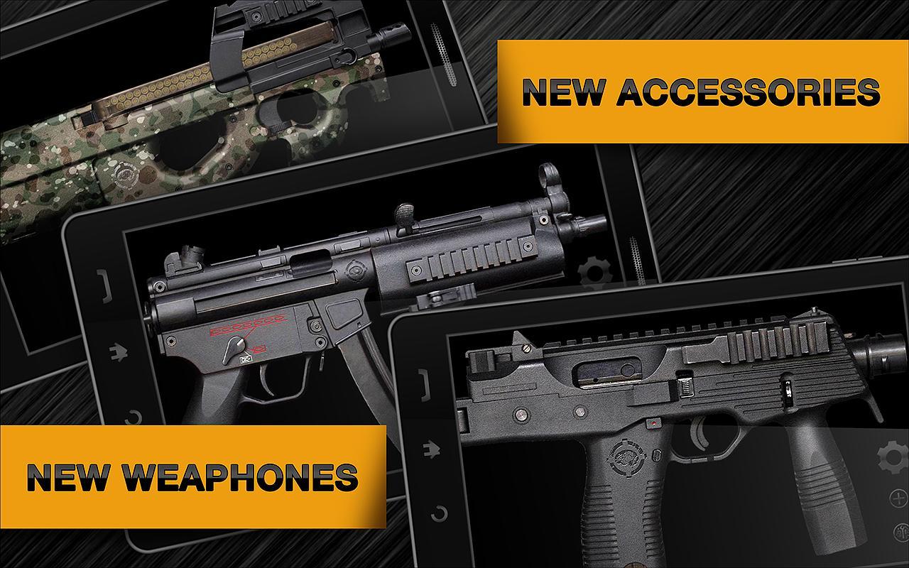 Скачать weaphones firearms simulator на компьютер