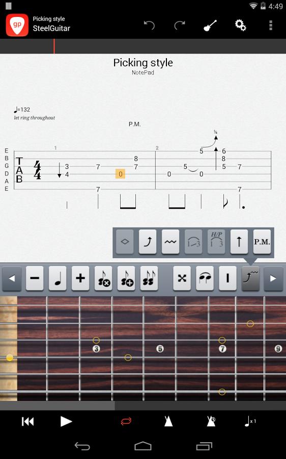 Guitar pro v 5.1