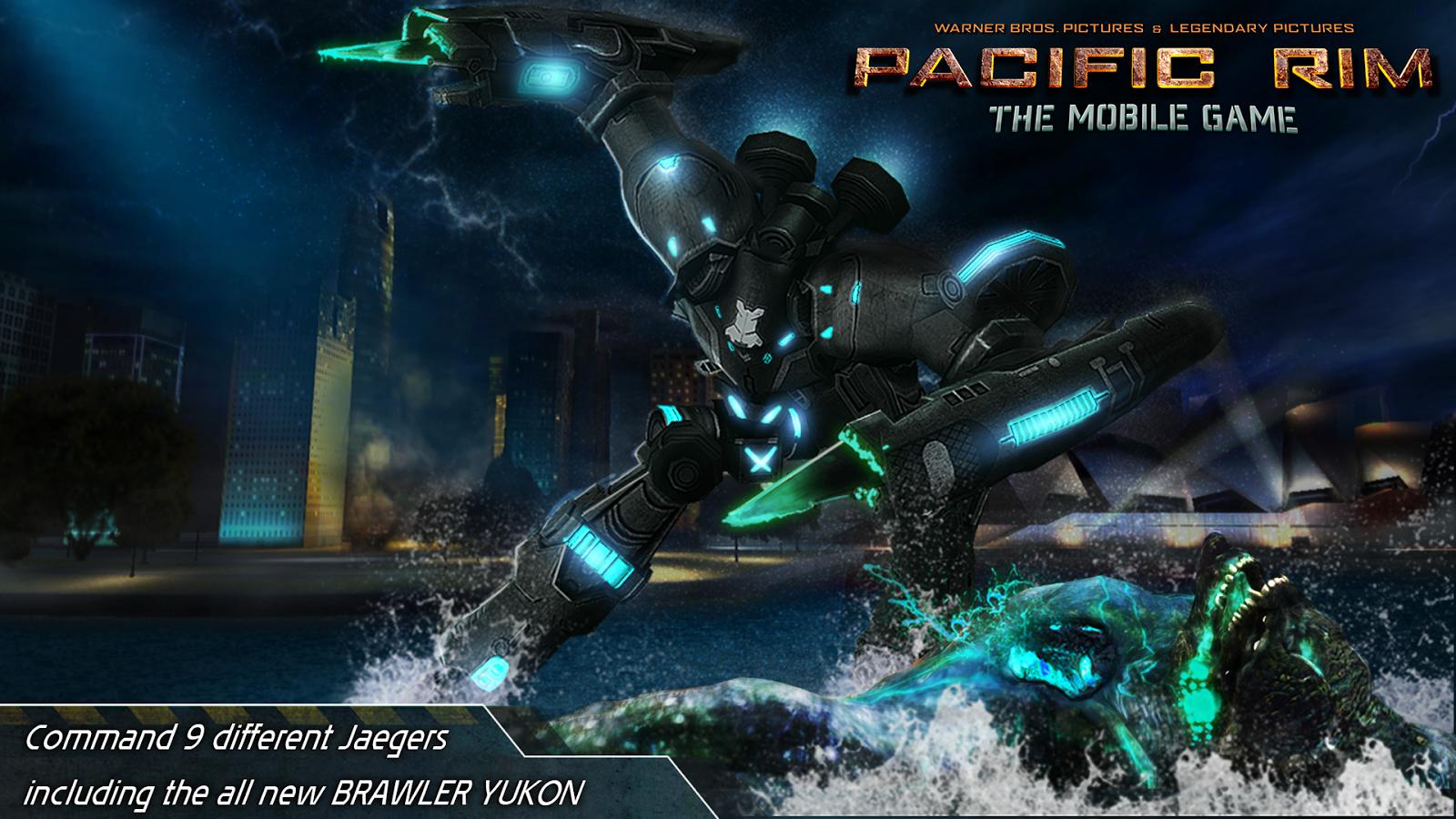 Скачать pacific rim 1. 9. 6 для android.