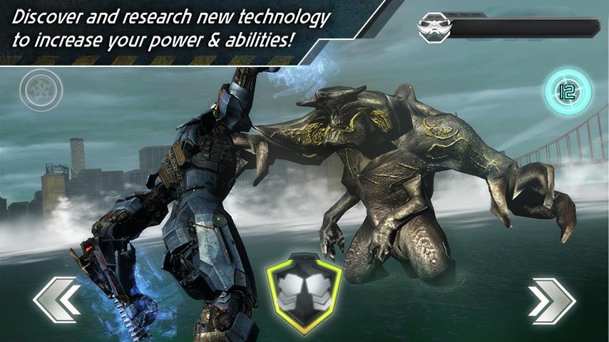 Тихоокеанский рубеж скачать на андроид.