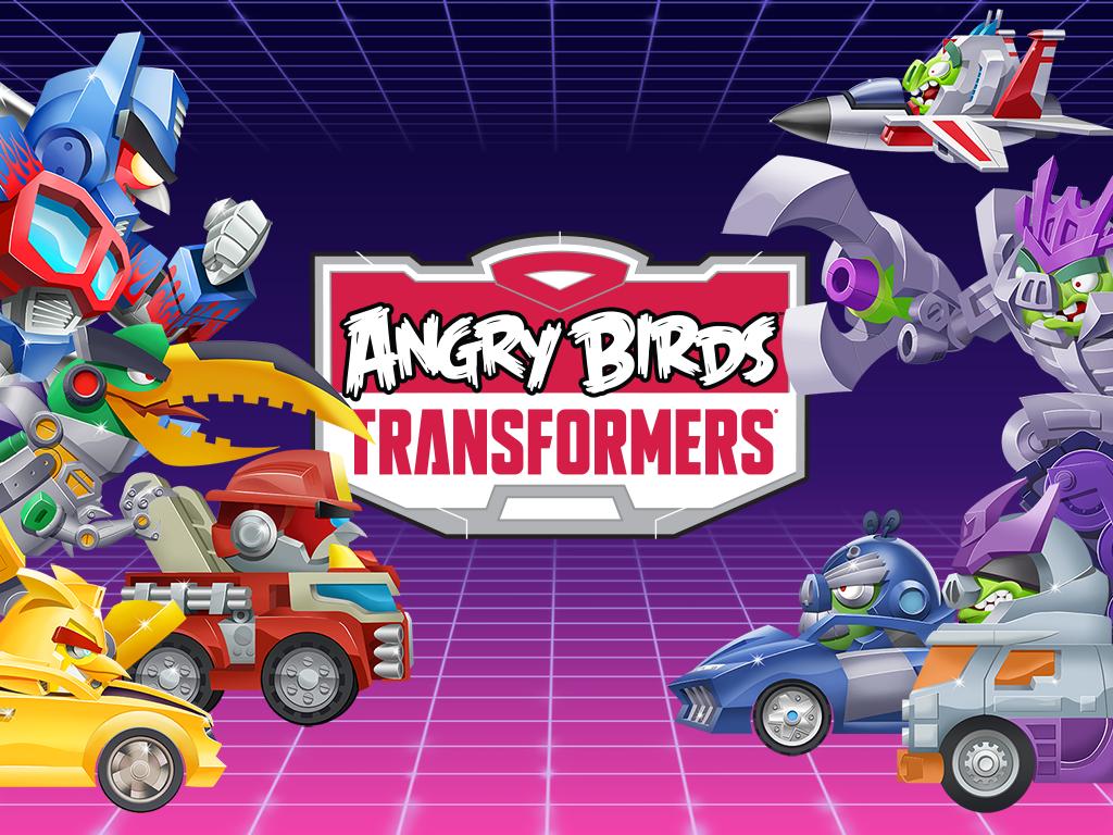Скачать angry birds transformers на компьютер windows 7, 8, 10.