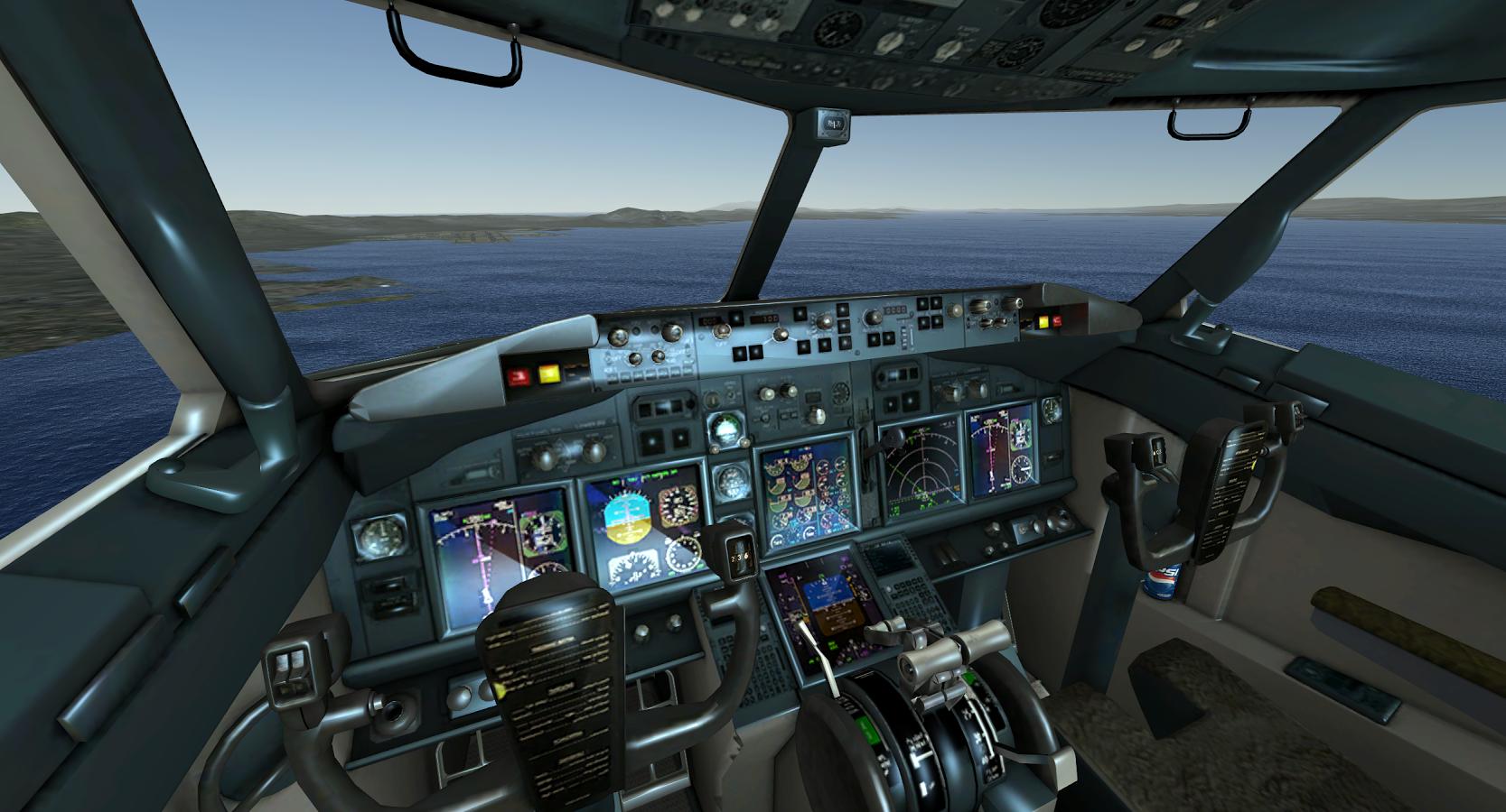 Симулятор самолета видео скачать