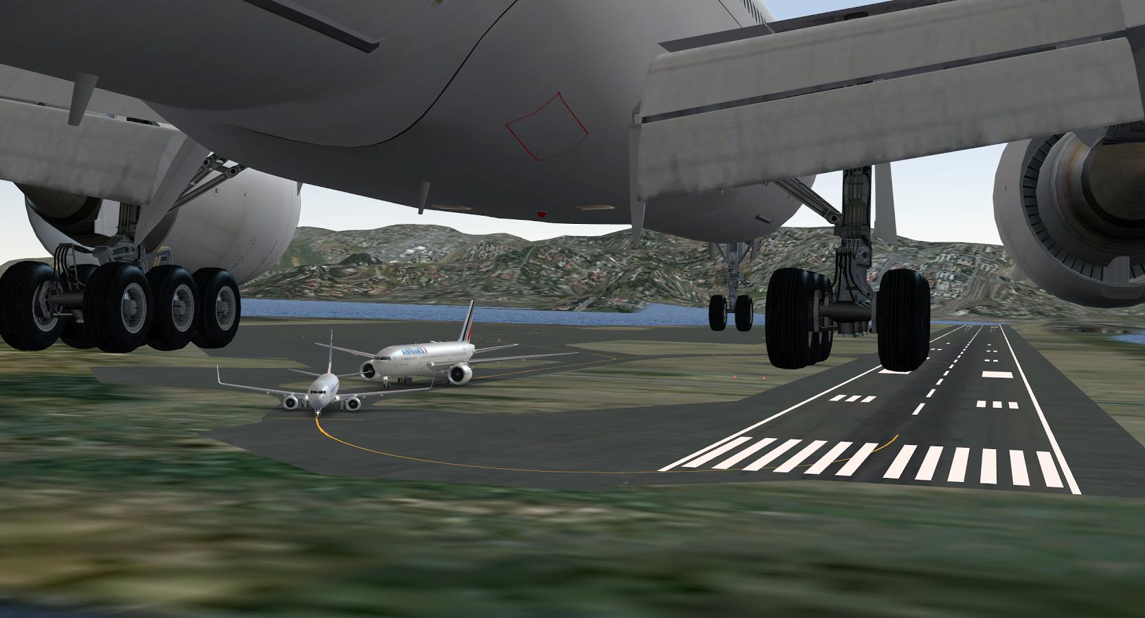 Скачать симулятор гражданского самолета торрент