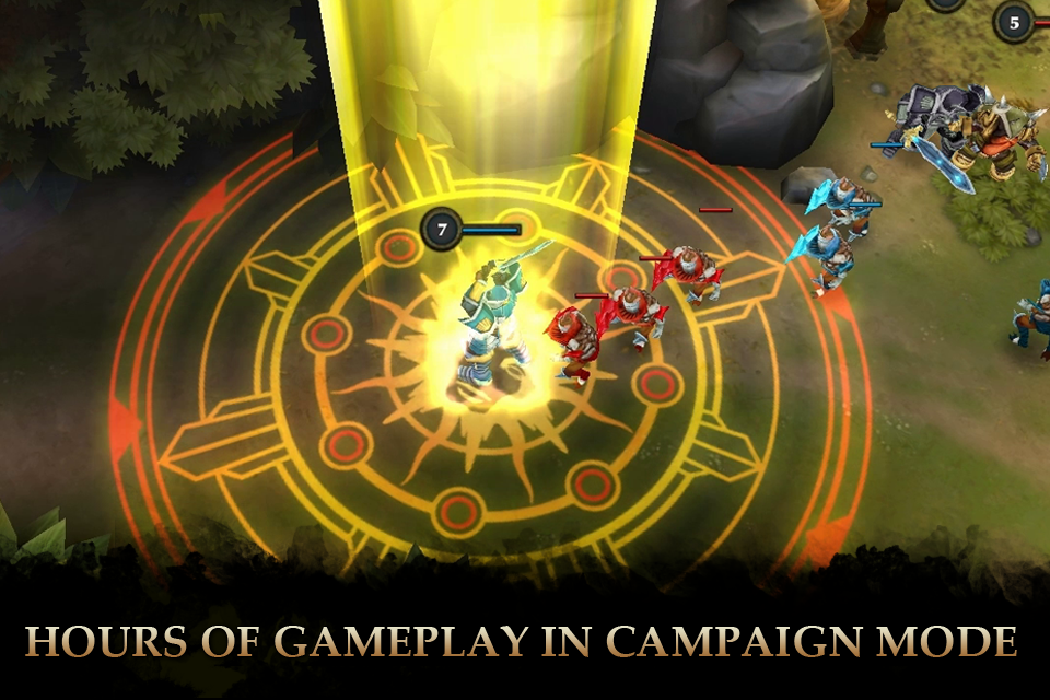 MOBA Legends Gameplay iOS / Android - Proapk