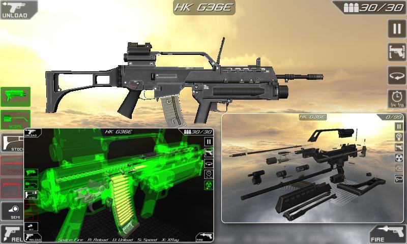 Gun disassembly 2 скачать на компьютер - 5768c
