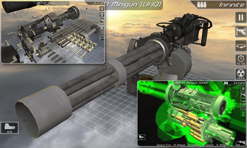 Скачать игру на андроид симулятор оружия 4