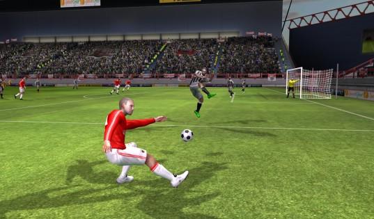 Real football 2012 android скачать