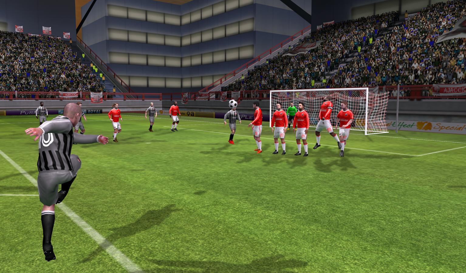 играя Android Soccer - Играй безплатни онлайн игри