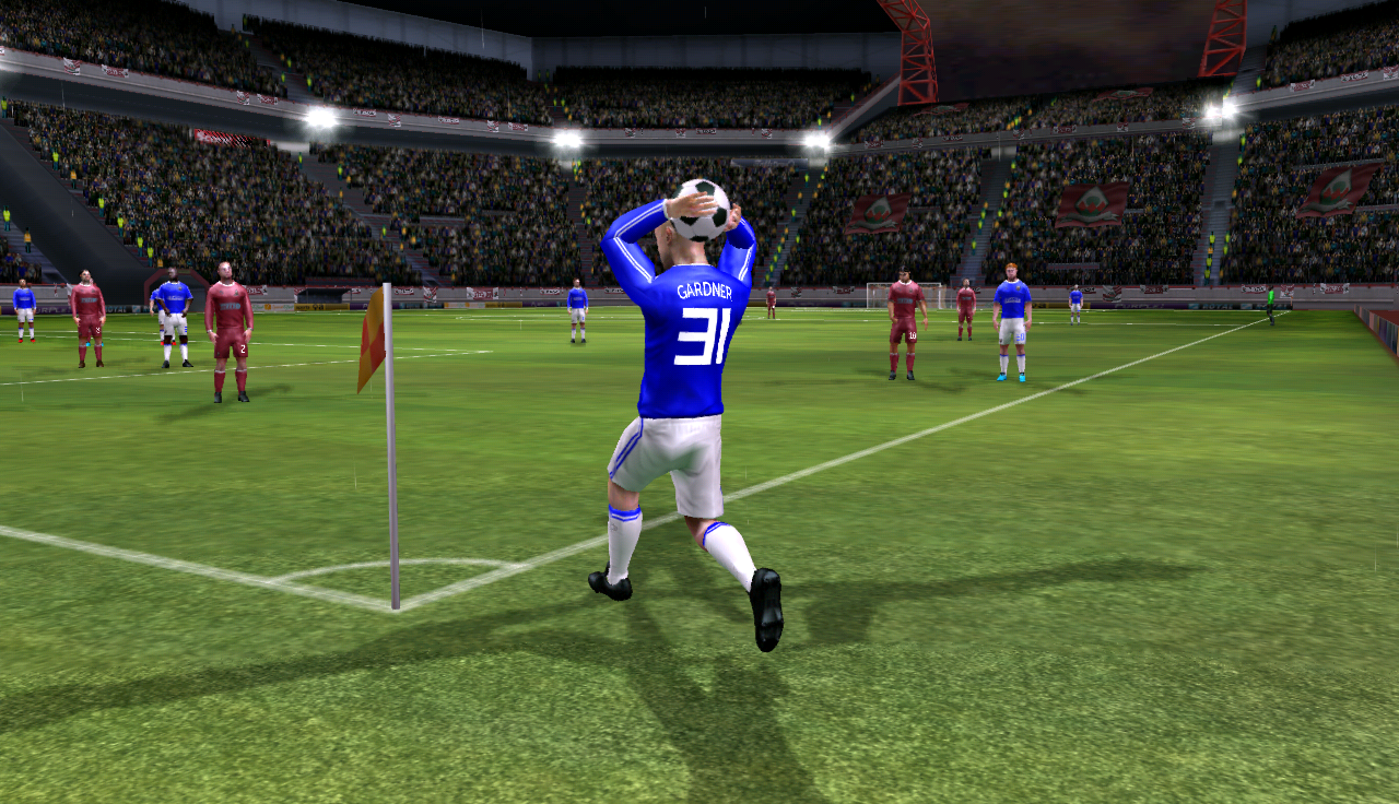 Dream League Soccer на андроид - top-android.org