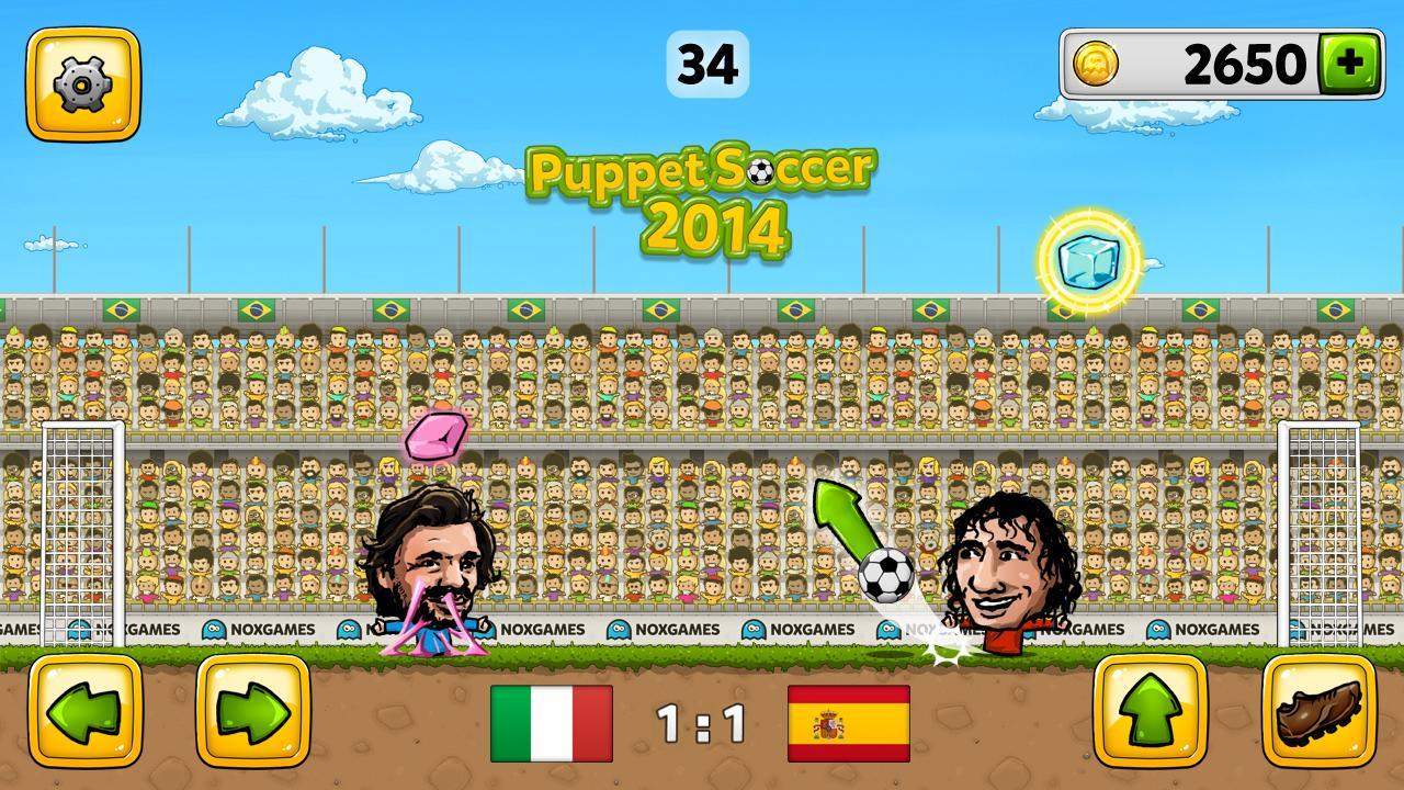 Скачать puppet soccer 2014 футбол (mod, много денег) 1. 0. 95 49870bf4054